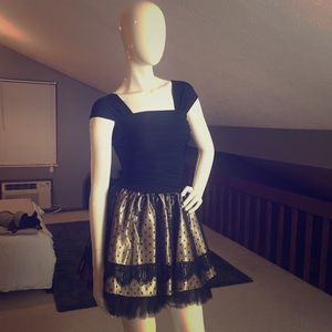 Jessica McClintock party dress